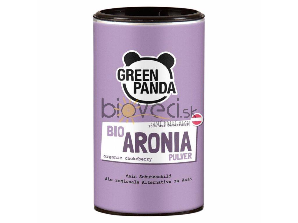 bio potraviny bioveci GreenP Arónia v prášku 185g (bio)