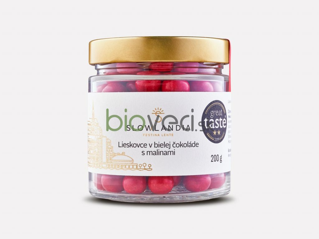 Slowlandia 039 LieskovceVBielejCokoladeSMalinami 200 web product 1