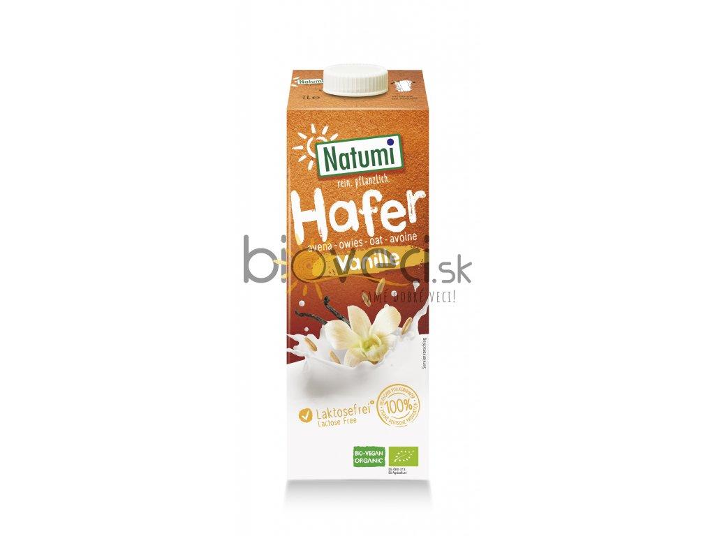 Ovsený nápoj vanilkový 1l