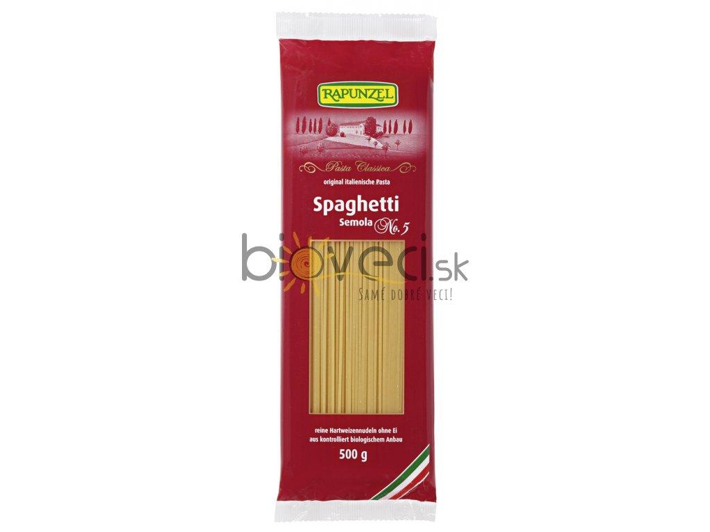 Špagety Semola No.5 500g