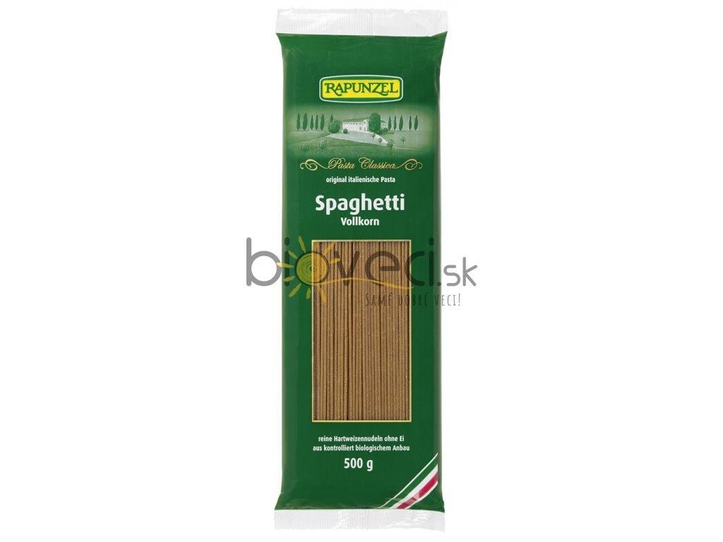 Špagety celozrnné 500g