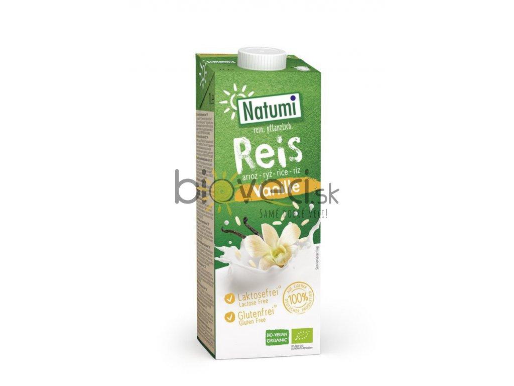 591 1 natumi ryzove mlieko s vanilkou 1l