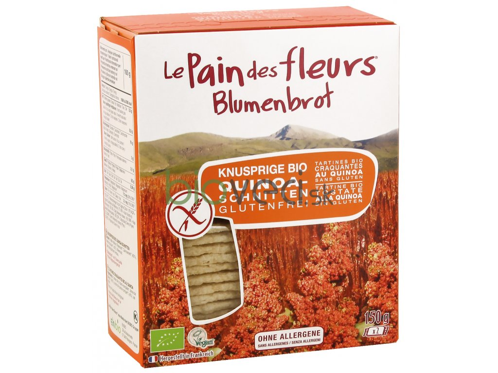 927 1 bbrot chlebiky quinoa 150g