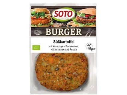 10836 sof burger s batatom 2x80g