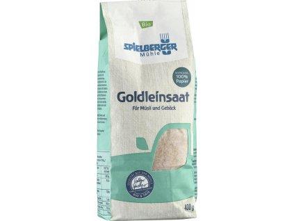 Bio zlaté ľanové semienka 400 g