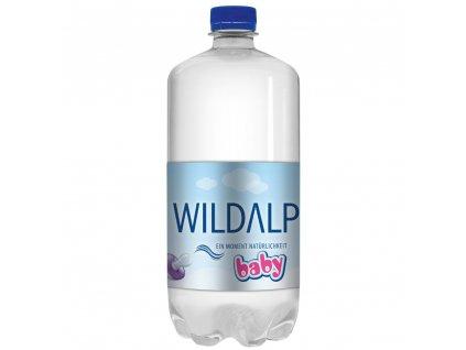 wildalp reines quellwasser baby 1000ml wildalp