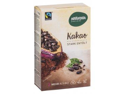 Kakaový prášok silne odolejovaný 125g