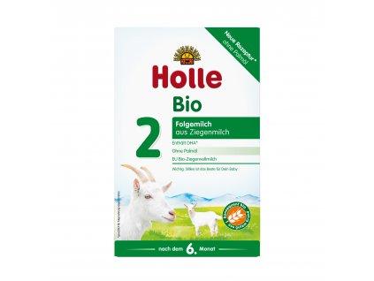 8157 holle dojcenske kozie mlieko 2 400g 6 mes