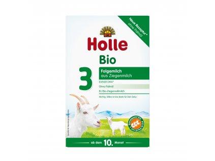 8160 holle dojcenske kozie mlieko 3 400g od 10 mes