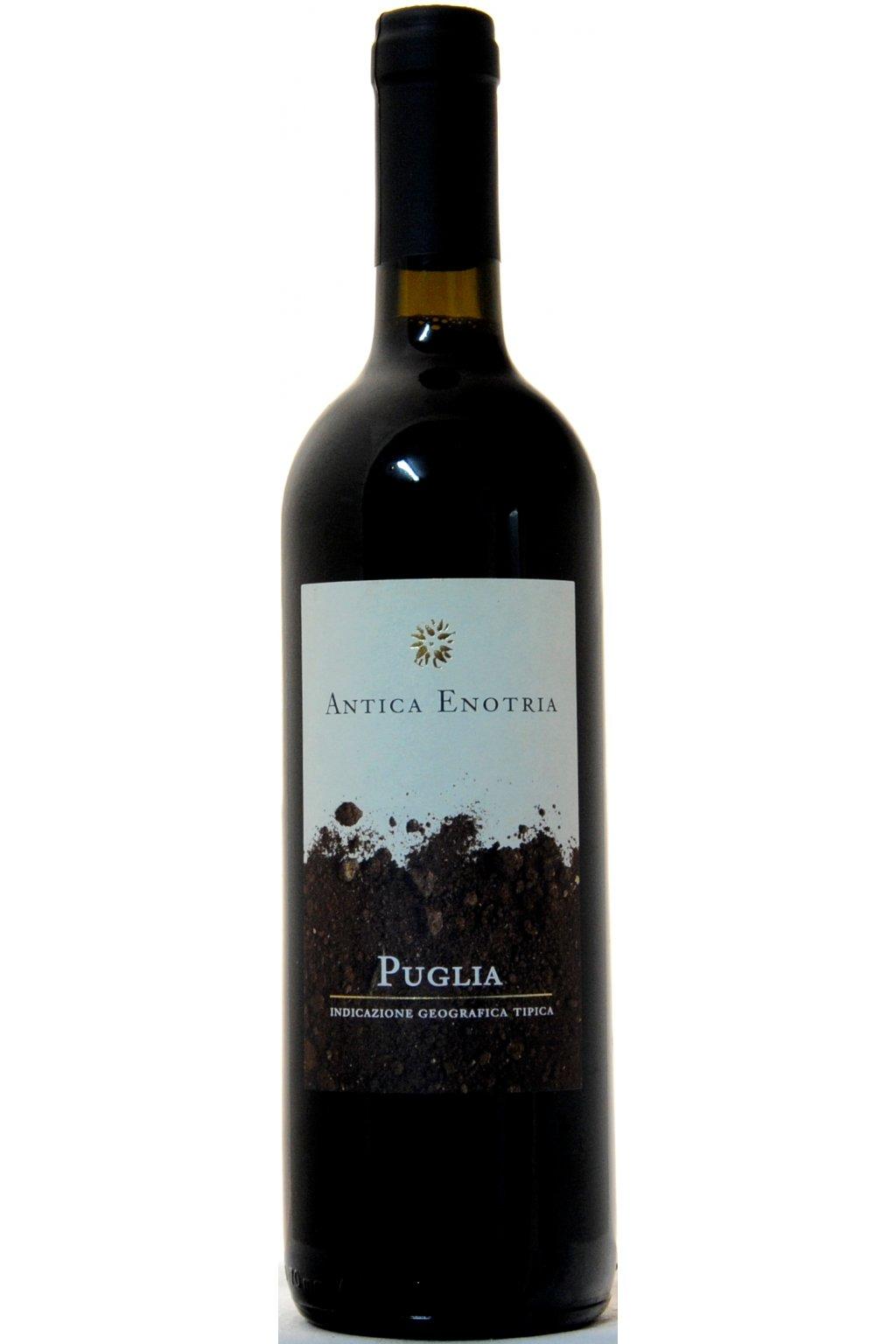 ANTICA ENOTRIA Puglia IGT Rosso 2018 F