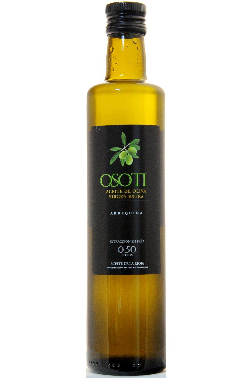 OSOTI Olive Oil F