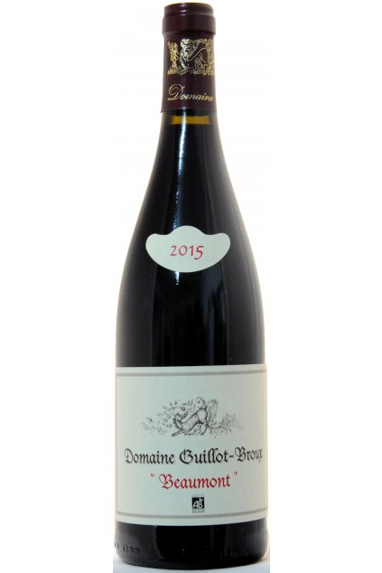 GUILLOT BROUX Beaumont Rouge 2015 F