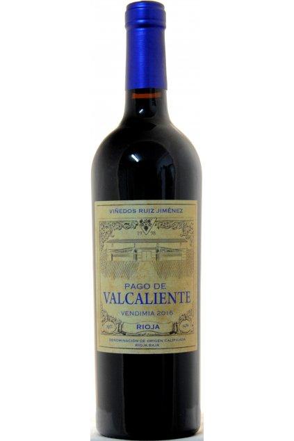 PAGO DE VALCALIENTE Vendimia 2016 F