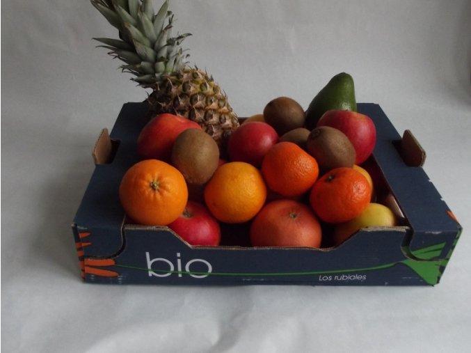 BIO bedýnka ovocná rodinná