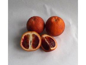 Bio pomeranče krvavé Moro