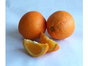 pomeranče Oval