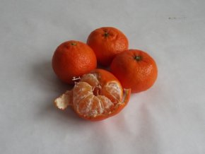 BIO mandarinky