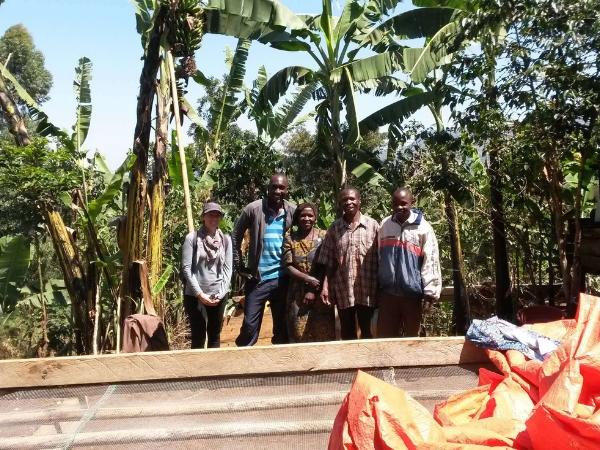 """""""V kávě z Ugandy vidím velký potenciál,"""" říká zakladatelka projektu The Coffee Gardens, Dana Siedem"""