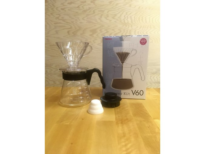 Hario set V60-02 Pour Over Kit