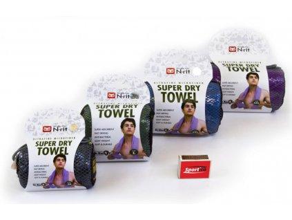 Mikroosuška N-rit Super Dry Towel