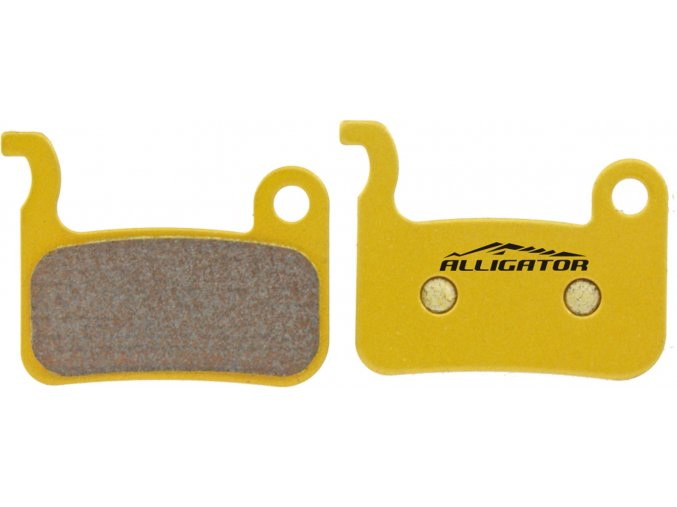 Brzdové destičky Alligator pro XTR/XT M07