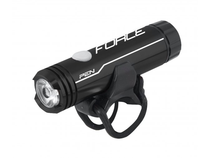 Svítilna Force Pen 200LM USB