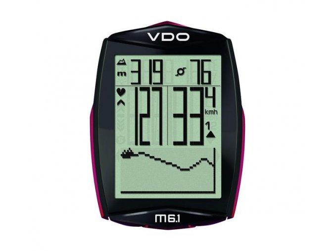 Cyklocomputer VDO M6.1 WL