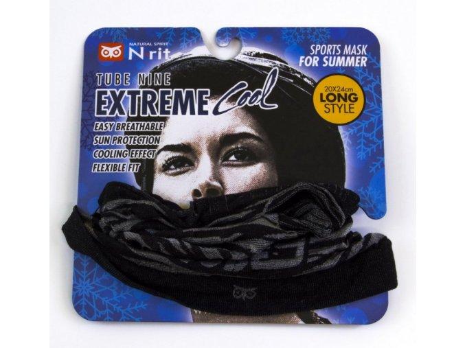 Chladivý funkční šátek N-rit Extreme Cool