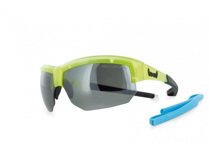 brýle gloryfy g4 radical neon nerozbitné