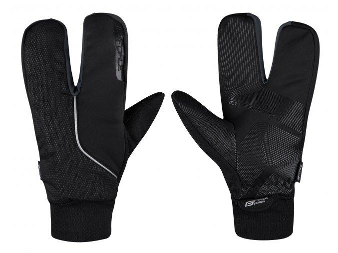 rukavice Force Hot Rak tříprsté