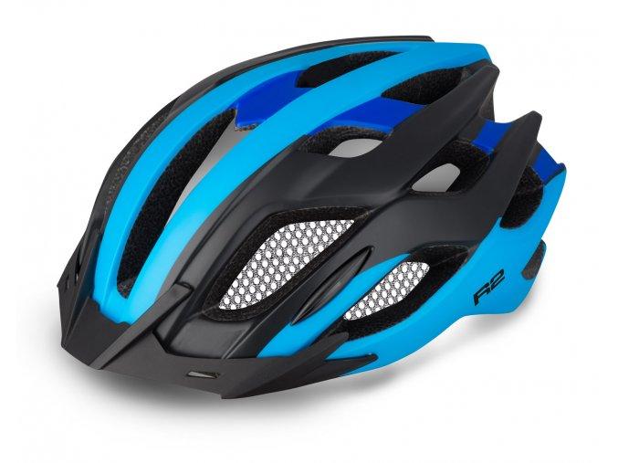 helma R2 Tour modro černá