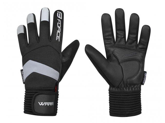 zimní rukavice Force Warm