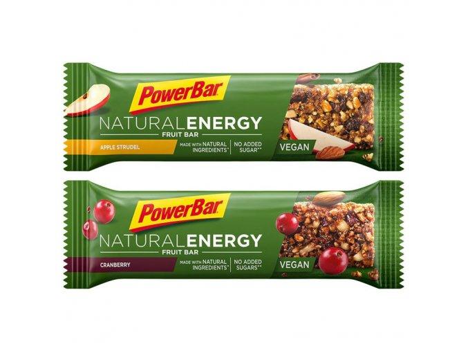 Powerbar Natura Energy ovocná tyčinka