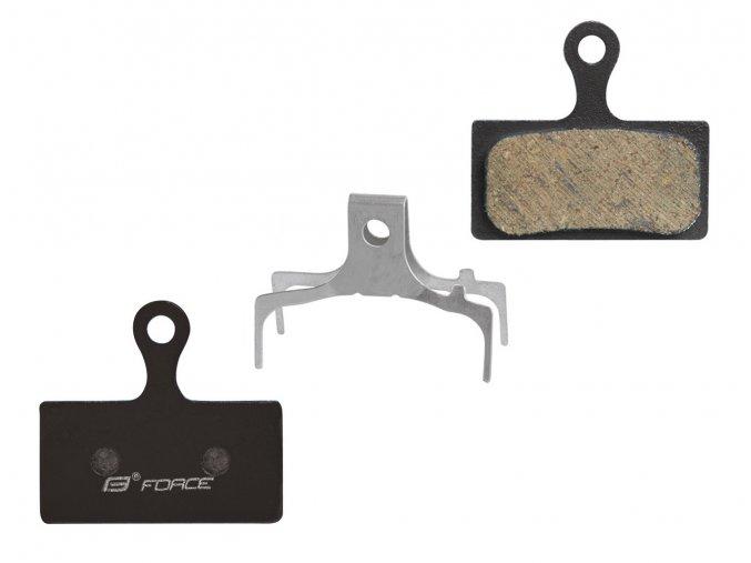brzdové destičky Force pro Shimano SLX, XT, XTR E bike