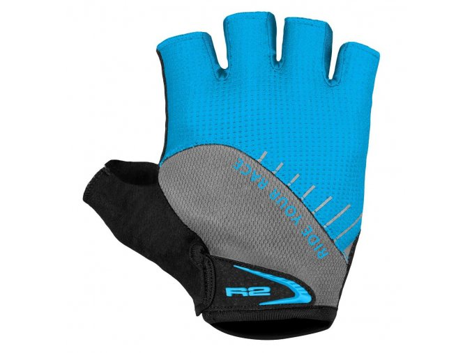 rukavice R2 Vouk černo modré