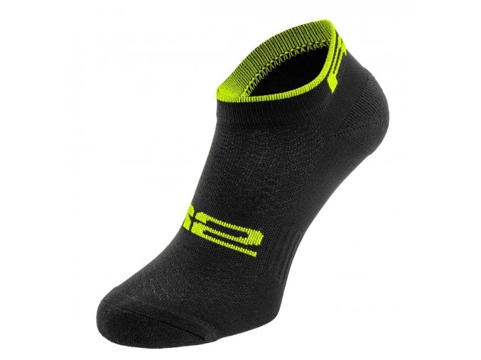 ponožky R2 Tour černo fluo