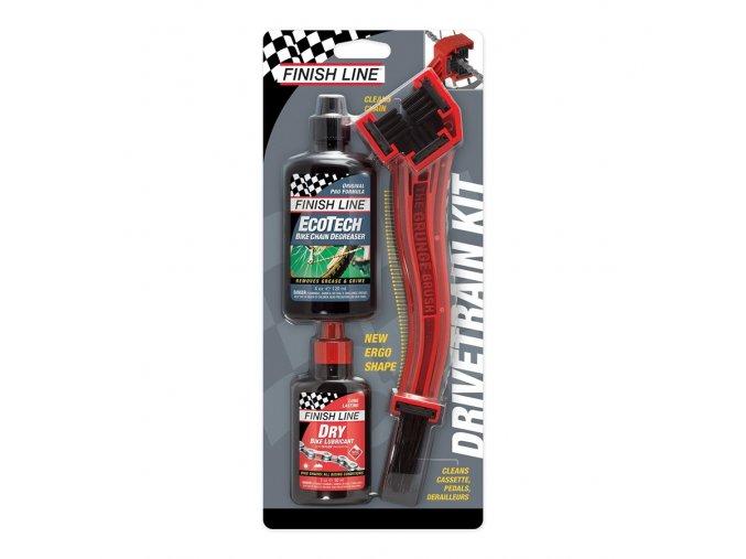 finish line grunch brush starter kit
