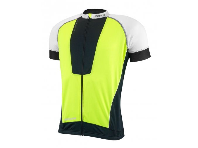 dres force air černo-fluo-bílý