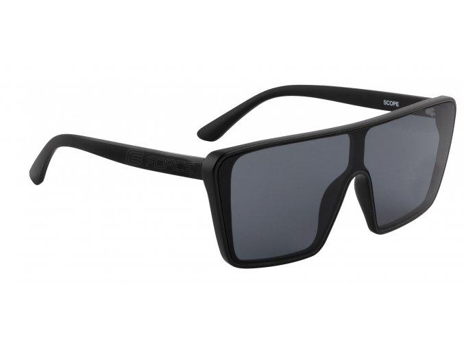 brýle Force Scope černé