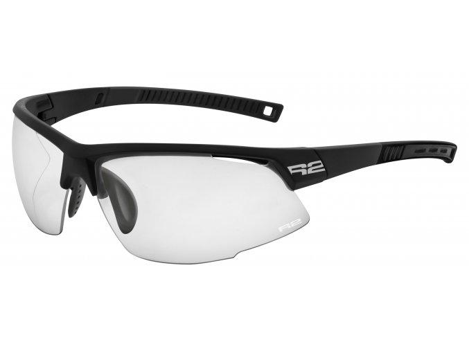 Brýle R2 Racer černé fotochromatické