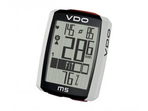Cyklocomputer VDO M5 WL