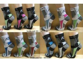 Ponožky KS Tria