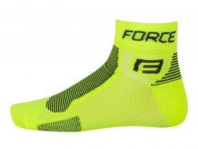 Ponožky Force Fluo