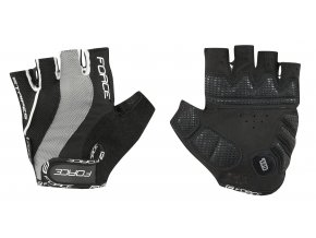 rukavice force stripes černé