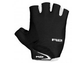 rukavice R2 riley černo bílé