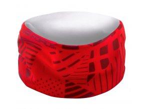 šátek Force Shard červený