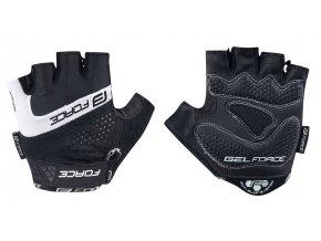 rukavice Force Rab černé