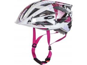 helma uvex air wing pink