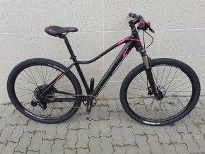 """Horské kolo MRX Supprex 29"""" černo-růžové"""