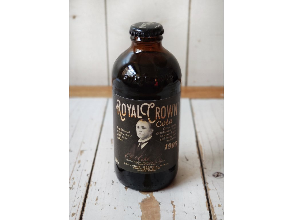 Royal Crown Cola 0,25l